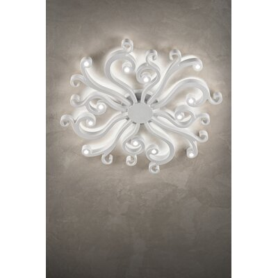 Virgo Semi Flush Mount
