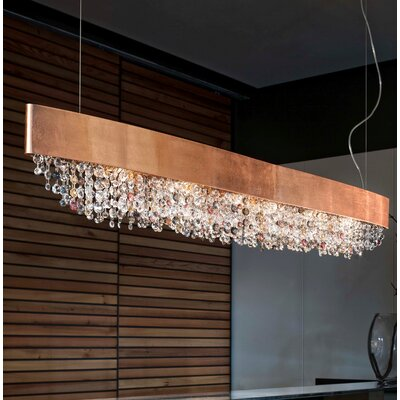 Ola 4-Light Pendant Shade Finish: Matte White
