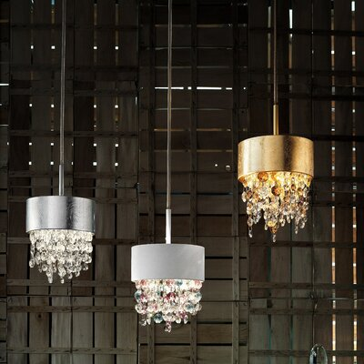 Ola 2-Light Drum Pendant