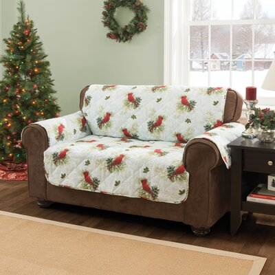 T-Cushion Slipcover Size: Love Seat