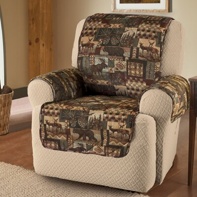 Lodge Protector Recliner Wing Slipcover