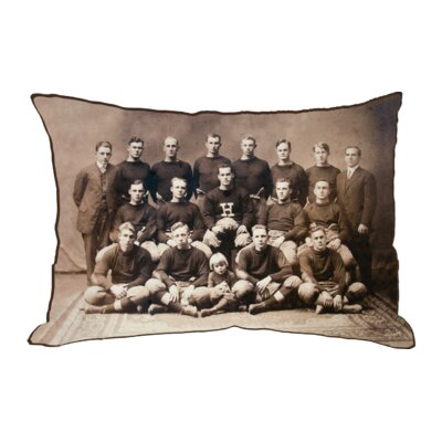 Hengrove Football Cotton Lumbar Pillow