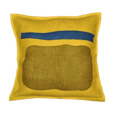 Demaio Wool Throw Pillow
