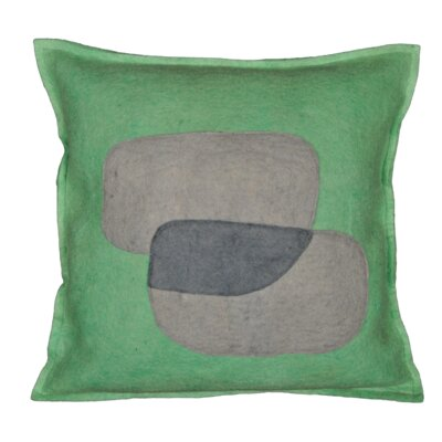 Demarco Wool Throw Pillow