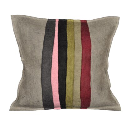 Demarcus Wool Throw Pillow