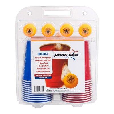 Pong Star Beer Pong Kit GTB08635