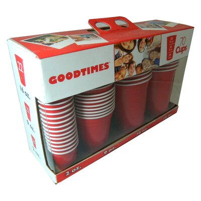 Goodtimes Cup Party Variety Kit GTB00365