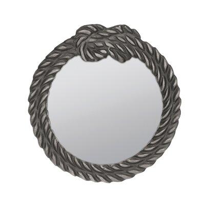 Stonebriar Granny Knot Rope Mirror