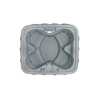 SPA, HOT TUB, JACUZZI X-400 Spa Color: Silver, Type: Standard
