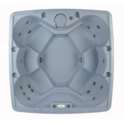 SPA, HOT TUB, JACUZZI X-600 Spa Type: Deluxe, Color: Silver