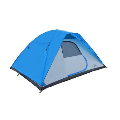 Gear 4 Person Tent with Rain Fly