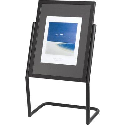 Menu and Poster Holder Color: Black