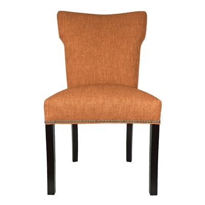 Key Largo Parsons Chair Upholstery: TerraCotta