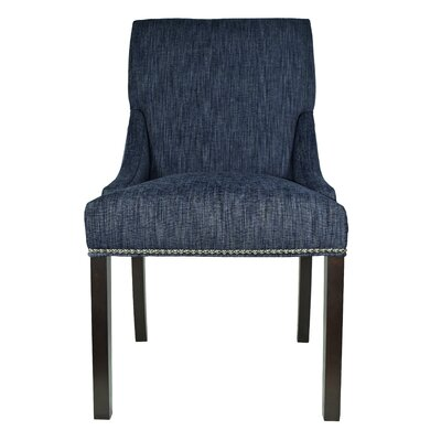 Lucky Arm Chair Upholstery: Denim