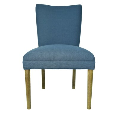 Alex Parsons Chair Upholstery: Denim