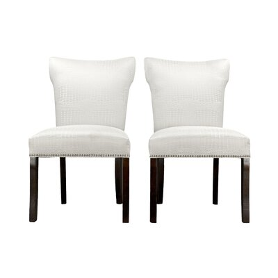 Parsons Chair Upholstery: Sterling