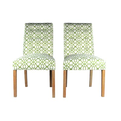 Parsons Chair Upholstery: Summerland