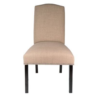 Parsons Chair Upholstery: Pebble