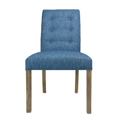 Kacey Parsons Chair Upholstery: Denim
