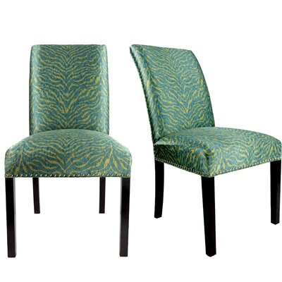 Sayli Upholstered Contemporary Parsons Chair