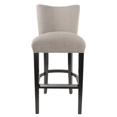 Pax 31 Square Bar Stool Upholstery: Cafe