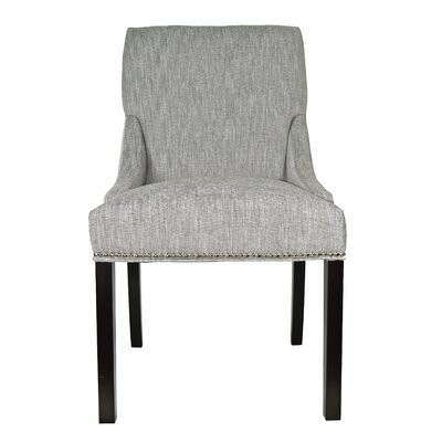 Lucky Arm Chair Upholstery: Platinum