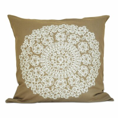 Lacey Cotton Throw Pillow