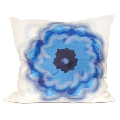Blomma Cotton Throw Pillow