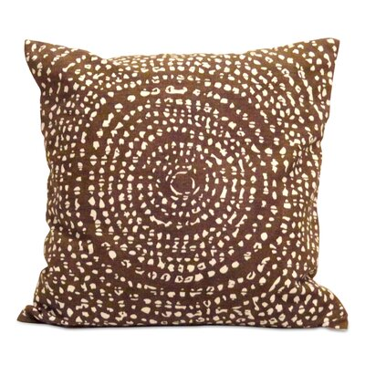 Relic Cotton Throw Pillow
