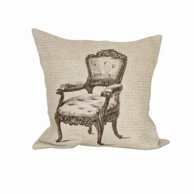 Edmond Cotton Throw Pillow