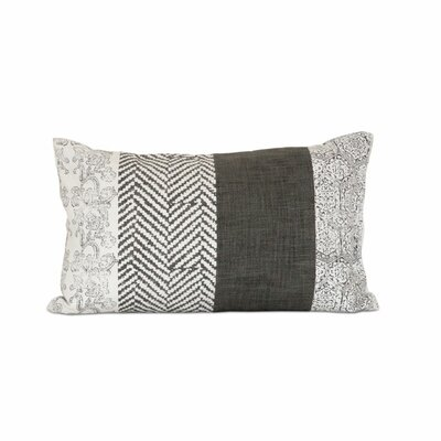 Medley Cotton Lumbar Pillow