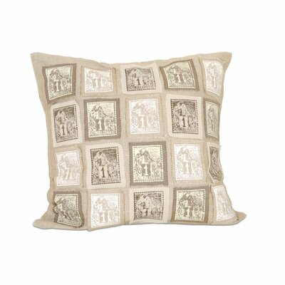 Hudson Cotton Throw Pillow