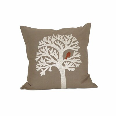 Lockwood Cotton Throw Pillow