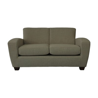 Scandic Ultra Lightweight Loveseat Upholstery: Creme Puff