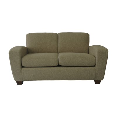 Scandic Ultra Lightweight Loveseat Upholstery: Chex