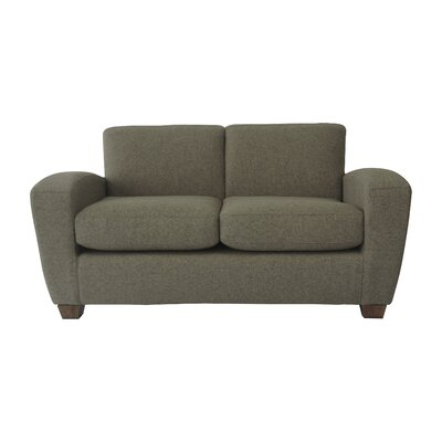 Scandic Ultra Lightweight Loveseat Upholstery: Nightcap