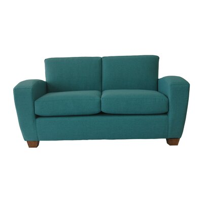 Scandic Ultra Lightweight Loveseat Upholstery: Tonic