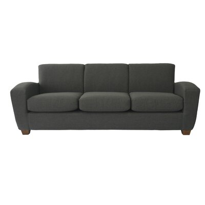 Scandic Ultra Lightweight Sofa Upholstery: Charcoal