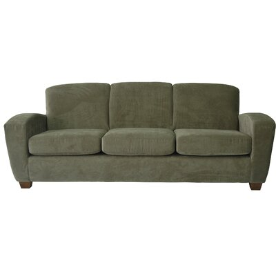 Scandic Ultra Lightweight Sofa Upholstery: Platinum