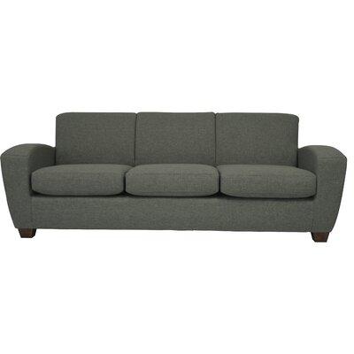 Scandic Ultra Lightweight Sofa Upholstery: Felt Gray