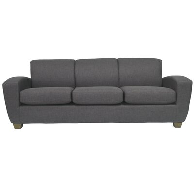 Scandic Ultra Lightweight Sofa Upholstery: Green