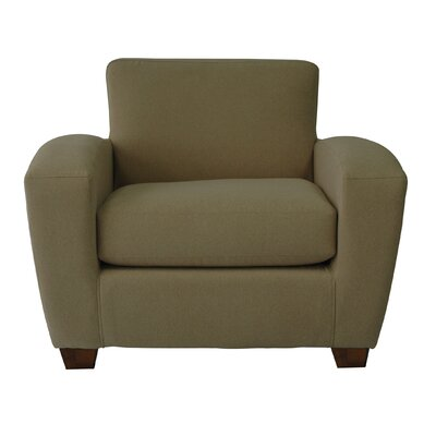 Scandic Ultra Lightweight Armchair Upholstery: Dune