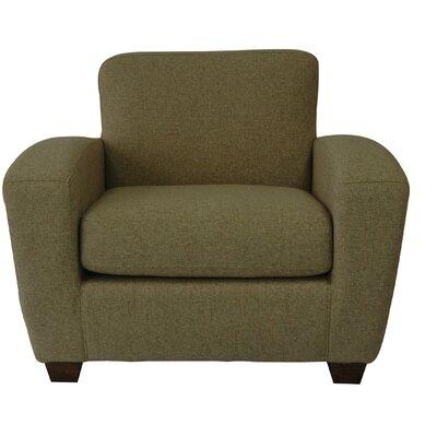 Scandic Ultra Lightweight Armchair Upholstery: Chex