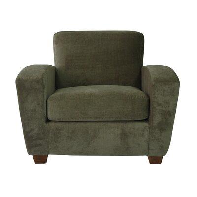 Scandic Ultra Lightweight Armchair Upholstery: Platinum