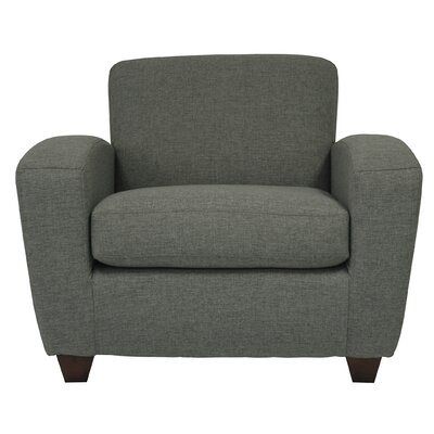 Scandic Ultra Lightweight Armchair Upholstery: Felt Gray