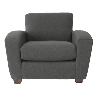 Scandic Ultra Lightweight Armchair Upholstery: Charcoal