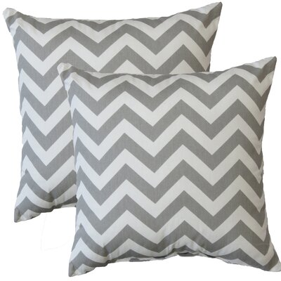 Premiere Home Chevron Throw Pillow