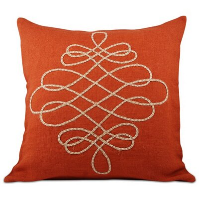 Vaquero Throw Pillow