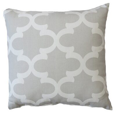 Fynn French Cotton Throw Pillow