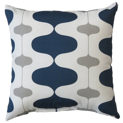 Ivon Oxford Indoor/Outdoor Throw Pillow